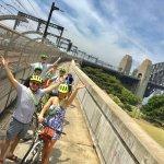 Crossing the Harbour Bridge
