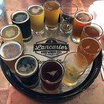 Sampler of Beers