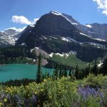 Photo of Grinnell Glacier