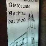 Foto de Ristorante Anchise