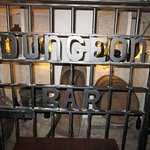 The Dungeon Bar.