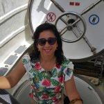 Ingresando al submarino Atlantis en Aruba.