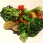 Mixed Stir Fry Vegetables
