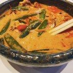 Thai curry chicken! Spicy goodness!