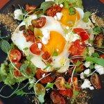 Chorizo and egg