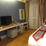 Foto de The Frangipani Royal Palace Hotel