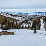 View from Montage Deer Valley