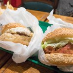 中華雞腿堡/幸運蛋堡/起士醬薯條