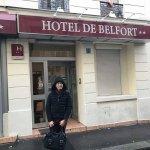Photo de Hotel de Belfort