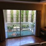 Kantary Bay Hotel. Rum med balkong