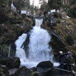 Photo de Triberger Waterfall
