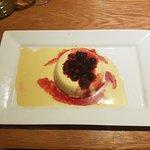 Dessert - Panacotta