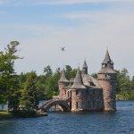 Power house at Boldt Castle