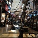 "Large scale model of the ""LAGODA""....."