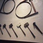 Barrel making tools......