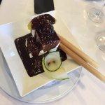 Bescuit con chocolate negro, Sacher