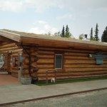 Teslin visitor center,Yukon Territories canada