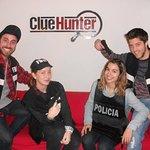 Resolviendo el caso W.E.N. en Clue Hunter Valencia!