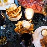 Borrel, diner en lunch