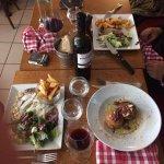 Déjeuner de roi au Picotin