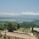 view of Dal lake