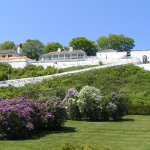 Marquette Park and Fort Mackinac