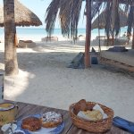 Photo de Mandarina Restaurant & Beach club by Casa Las Tortugas