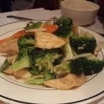 Buddha's delight with tofu