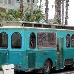 Anna Maria Island's Free Trolley!