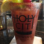 Best Bloody Mary in Charleston...... Lives up to its reputation. Visited for a quick bite in a