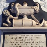 Arthur Phillip's Tablet