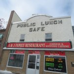 """Not a """"looker"""" but great food inside"""