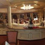 Blick in den Speisesaal