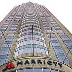 Foto van Rotterdam Marriott Hotel