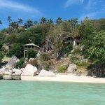 Photo de Taatoh Resort & Freedom Beach Resort