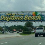 Photo de Beach at Daytona Beach