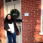 My daughter and I stayed here on Dec 13 for my daughters 21 birthday.We loved the town and the I