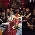 Christmas dinner at Chom Chom Canterury