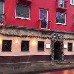 "Eingang Restaurant Athen""s Altstadt Süd Nähe Heumarkt in Köln"