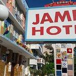 Billede af James Hotel