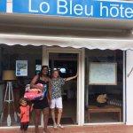 Foto van LoBleu Hotel