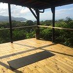 Yoga deck