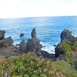 Royston's secret spot....the Black Rocks