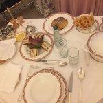 Room service- excellent