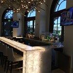 Bar in lobby area