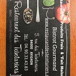 Bild från Restaurant Des Teinturiers
