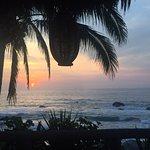 Hotel Playa Escondida sayulita - view from bar