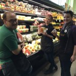 Our new cut fruit case - a frequent customer request - is making smiles happen all around!