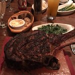 bone in ribeye - spectacular