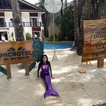 Mermaid @ Microtel Boracay